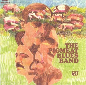 Ian Buchanan - Pigmeat Blues Band